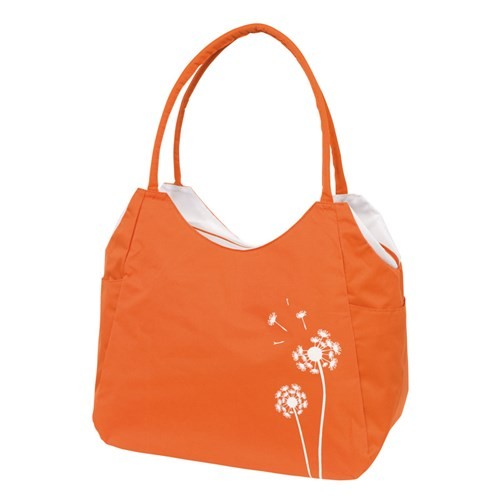 Strandtas Shopper Flower